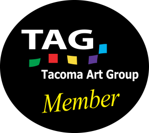 TAG Member decal